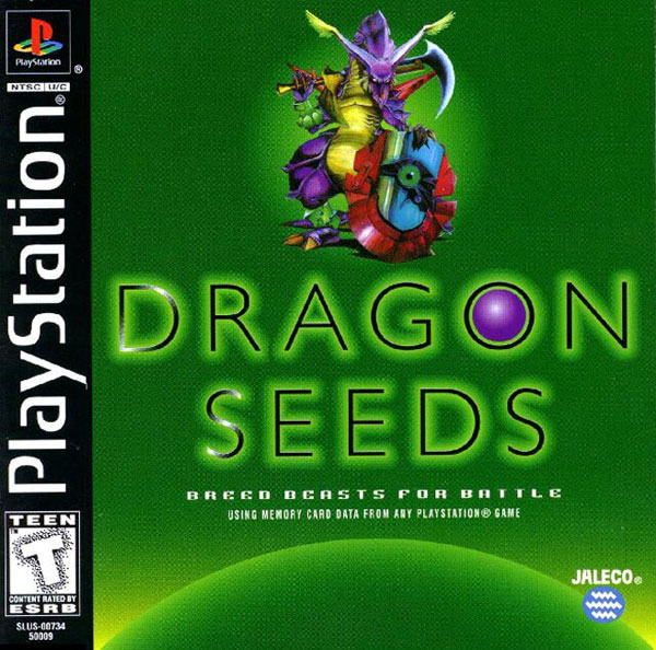Dragon Seeds [U] Front Cover
